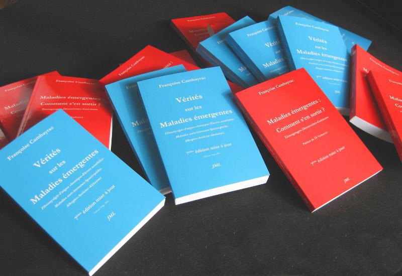 Livres Françoise Cambayrac